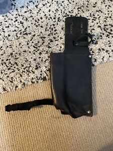 Ex Police Fire Extingusher Pouch. Leg Holster. Used. 1260.
