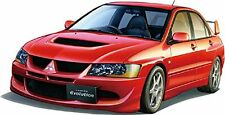 New Fujimi ID-180 Mitsubishi Lancer Evolution VIII GSR 1/24 scale model kit JP