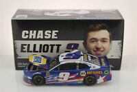 CHASE ELLIOTT #9 2019 NAPA BATTERIES PATRIOTIC 1/24 SCALE NEW FREE SHIPPING