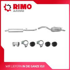 Montagesatz Mittelschalldämpfer Auspuff Fiat Scudo Ulysse 1 I TD JTD HDI