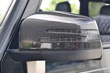 Carbon Fiber Mirror Cover Cap For Mercedes Benz G Class ML400 W166