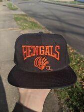 Vintage Deadstock New Era Cincinnati Bengals Snapback Hat