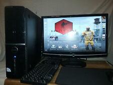 Gaming PC Desktop Computer - CS GO - Customized Dell Gamer - ATI HD - Win 10
