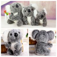 Cute Soft Koala Stuffed Bear Plush Toy Animal Doll Simulation Gift