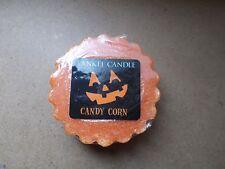 Yankee Candle Halloween USA Deerfield Rare Candy Corn Wax Tart