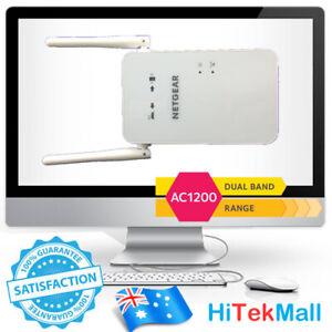 Netgear EX6150 AC1200 1200Mbps Dual Band Wireless Range Extender WiFi Booster AU