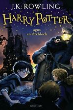 Harry Potter and the Philosopher's Stone Irish (Irish Edition) New Hardcover Boo