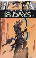 Grant Morrisons 18 Days #17 (NM)`16 Morrison/ Chadda/ Biagini  (Cover A)