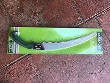 NEW 520MM PRUNING SAW POLE SAW IMPULSE HARDENING RUBBER HANDLE GARDENING TOOL