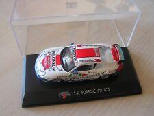 voiture  1/ 43 eme   porsche  911 gt3   serie 14