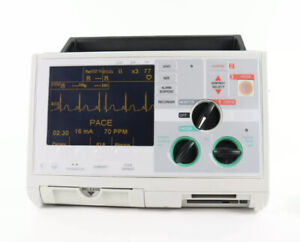Zoll M-Series Biphasic 3 Lead ECG, Battery Pak and Paddles Not Included