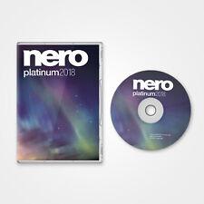 Nero Platinum 2018 (DVD Box)  - Multilingual