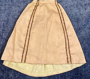 Antique Original French Skirt For French Or German Bisque Doll