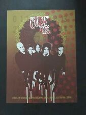 The Cure Fiddler'S Green 6/5/16 Official Concert Poster Limited Edition Print!