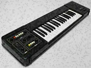 SUZUKI TO-37R Used Vintage Portable Organ