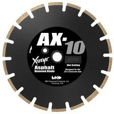 MK Diamond AX-10 Wet Cut Asphalt Blade 159617 *NEW*