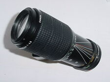 Canon 75-200mm F/4.5 FD MACRO Manual Focus Zoom Lens ** mint