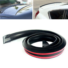 Car Automotive Universal Punch-free Tail Modified Carbon Fiber Pure Top Wing