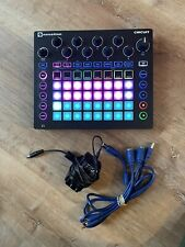 Novation Circuit Groove Box - Drum Machine and Synthesizer - with accessories