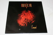 "RUBICON (FIELDS OF THE NEPHILIM) - Crazed - 12"" MINT"