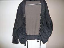 Unusual grey fleece jacket from :pm  UK size small
