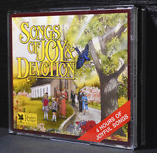 Songs of Joy & Devotion by Reader's Digest [Canada - 4Cds Box Set - 1993] - MINT