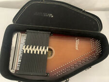VINTAGE Educator AUTOHARP by OSCAR SCHMIDT - Model ED-15B in Case