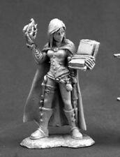 Reaper Miniatures Nonalla Ellinad, Elf Wizard 03667 Dark Heaven Unpainted Metal