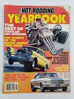 Vintage Popular Hot Rodding Yearbook 1980 The Best of Popular Hot Rodding