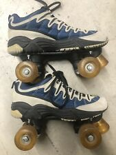 Oxygen Quad Roller Skates Men Size 7 Women's Size 9 Pre-Owned