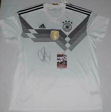 Bastian Schweinsteiger signed Adidas Germany jersey 2014 World Cup JSA