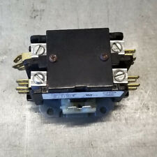 Packard C240A Condenser Contactor 2 Pole 40 Amps 24 Coil Voltage