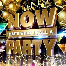 VARIOUS ARTISTS - NOW! THAT'S WHAT I CALL A PARTY NEW CD