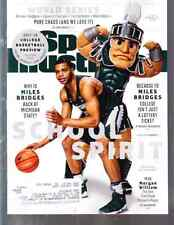 November 6, 2017 Miles Bridges Michigan State Spartans Sports Illustrated