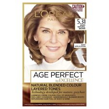Loreal Excellence Age Perfect 5.31 Warm Natural Brown