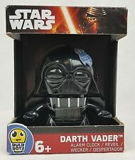 Starwars Darth Vader Bulb Botz alarm clock battery operated