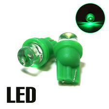 FORD FIESTA mk7 1.4 LED VERDE Grandangolo Luce Laterale Aggiornamento Xenon Lampadine Di Parcheggio
