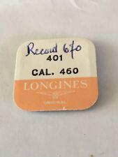 Tige de remontoir Longines 460 part 401 record 670