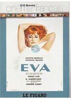 Collection Le Figaro Cinéma Français Dvd # 06 Eva Jeanne Moreau S. Baker Neuf