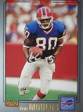 NFL 85 Eric Mould Buffalo Bills Topps 2001