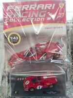 FERRARI 512 S 6H BRANDS HATCH 1970 1:43 FERRARI RACING C. #27 MIB DIE-CAST