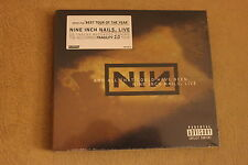 Nine Inch Nails - And All That Could Have Been - POLISH STICKERS