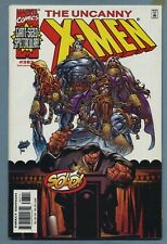 Uncanny X-men #383 2000 Chris Claremont Adam Kubert [Giant Sized] Marvel -Dm