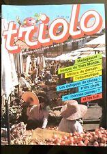 TRIOLO Magazine n°2 du 16/9/1981; Madagascar/ Tärhn prince des étoiles/ Dame aux