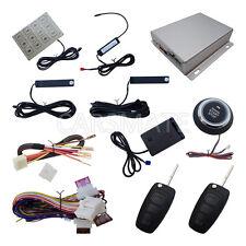 Flip Key Pke Car Alarm Remote Engine Start With Ford Focus, Mondeo Blank Keys