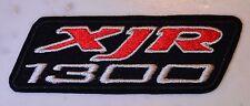XJR 1300 IRON ON PATCH Aufnäher Parche brodé yamaha patche toppa xjr1300