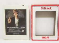 Daryl Hall Sacred Songs 8 Track Cartridge RCA Original Slip Case TESTED WORKS