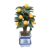 REUTTER Dollhouse Miniature ORANGE TREE PLANT