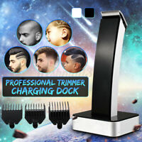 Men's Hair Clippers Shaver Cordless Beard Trimmer Cut Rechargable Electric Razor