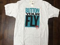 VINTAGE NWT 90's Button Your Fly Levis 501 1990 Size XL Made In USA Single Stitc